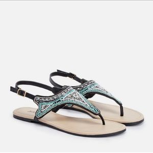 BUNDLE 2 Pair Shoedazzle Sandals